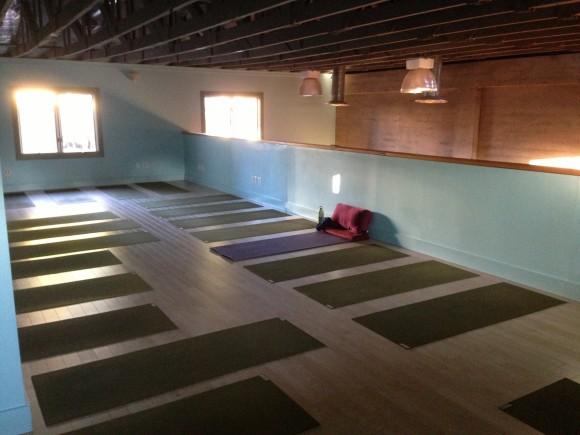 Evening Yoga Loft
