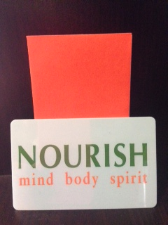 Looking for some last minute gift ideas?  NOURISH Gift Cards are available in any dollar amount for all services and wellness boutique items!