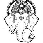 hindi elephant