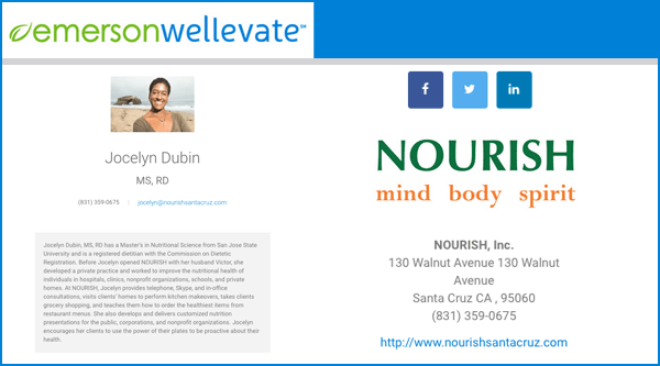 Nourish Dispensary - Wellevate